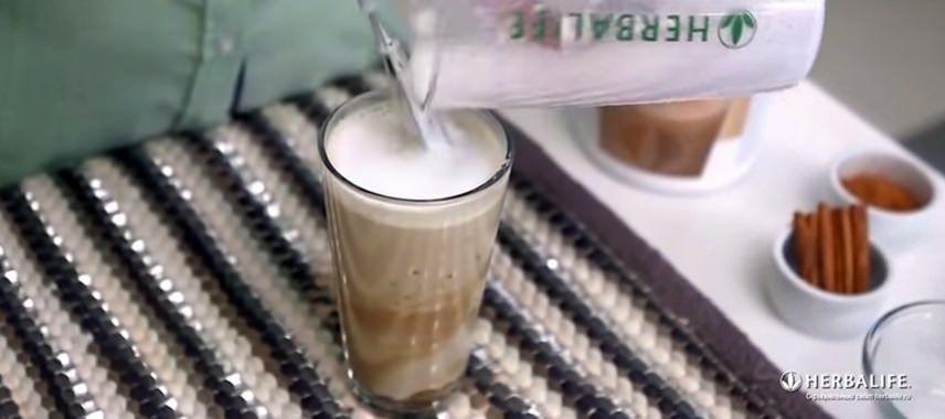 Как вкусно и быстро приготовить горячий протеиновый коктейль Гербалайф? Мой отзыв!