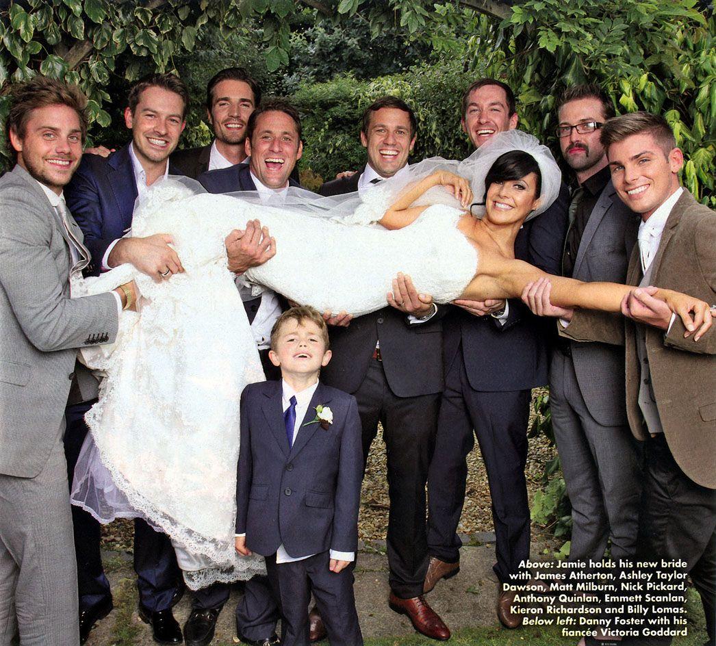 Kym Marsh Married Jamie Lomas
