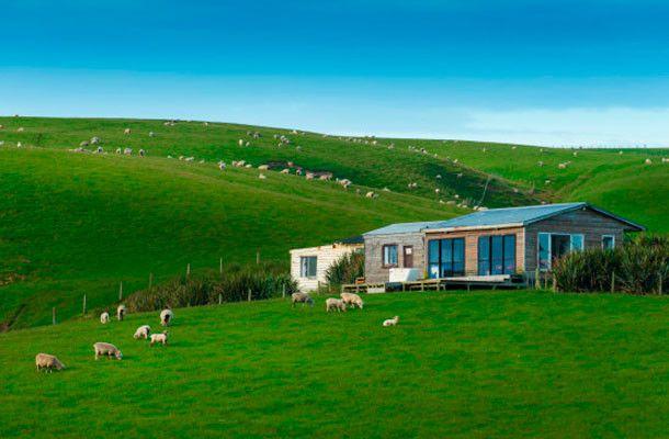 Casa en Nueva Zelanda