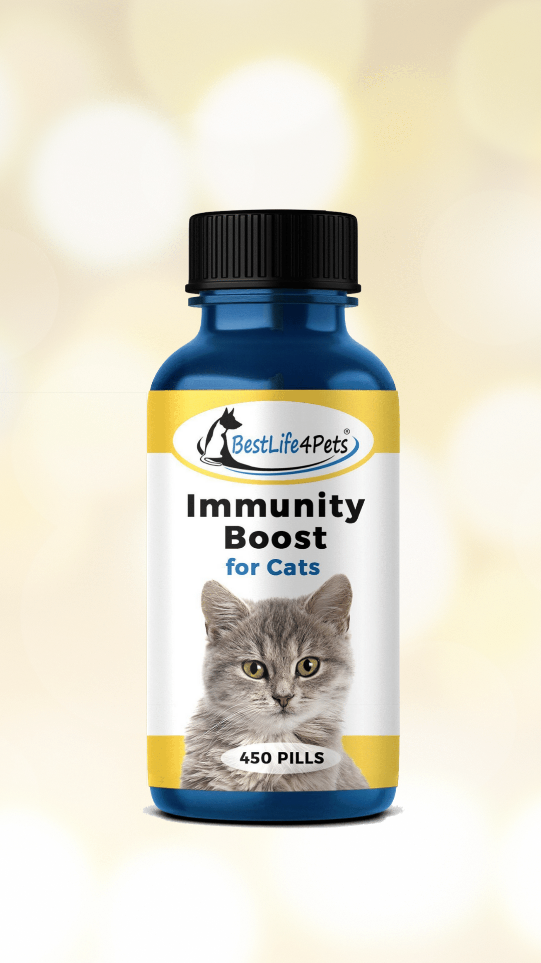 Immunity Boost For Cats Helps Prevent Colds And Infections 450 Pills In 2020 Cold Prevention Immune Boosting Immune Defense