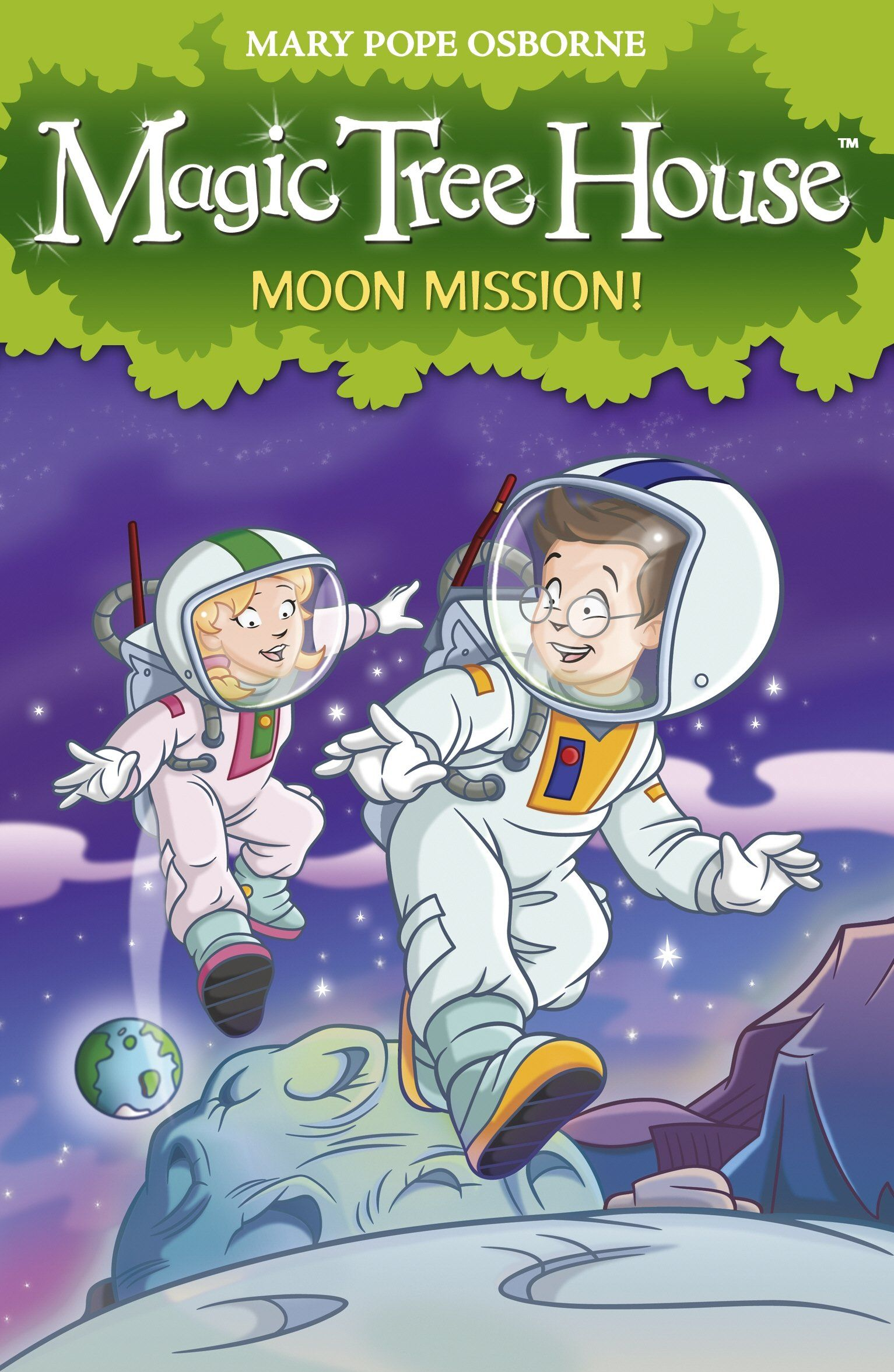 Image Result For The Magic Tree House Moon Mission