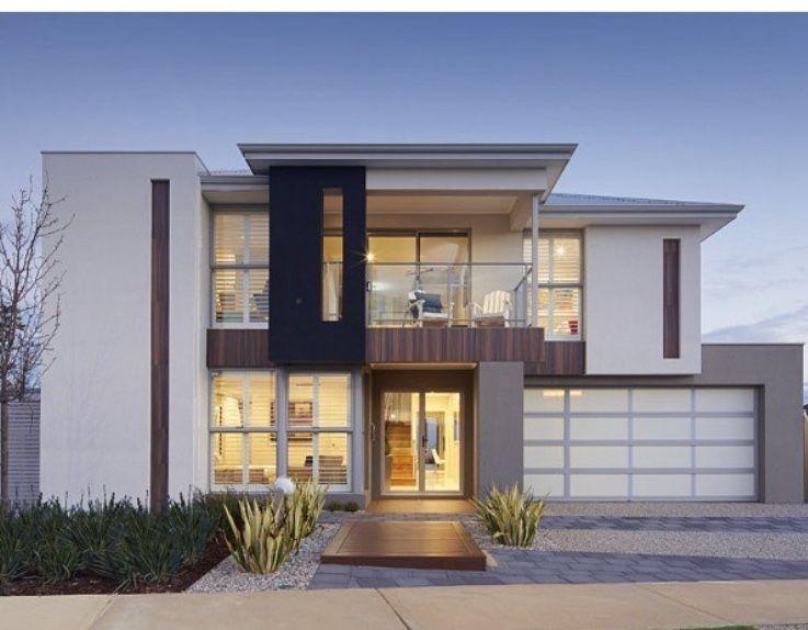 modern home exterior materials. photo of a house exterior design from real australian - facade 7790421 modern home materials