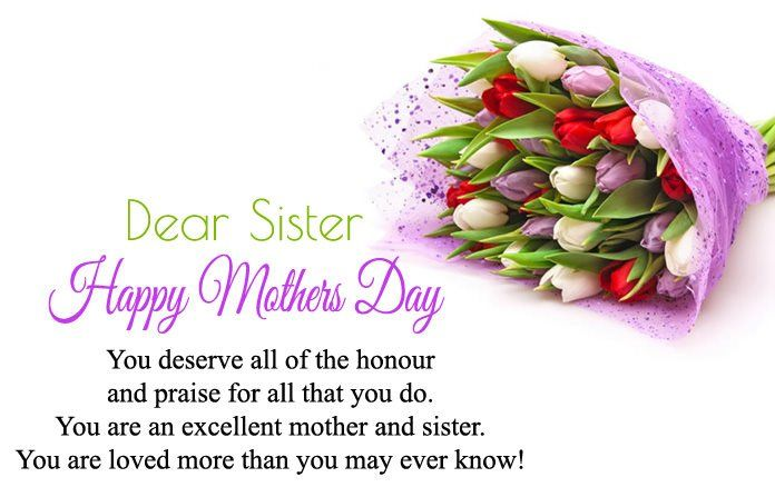 Happy Mothers Day Images Happy Mother Day Quotes Mother Day Message Happy Mothers Day Sister