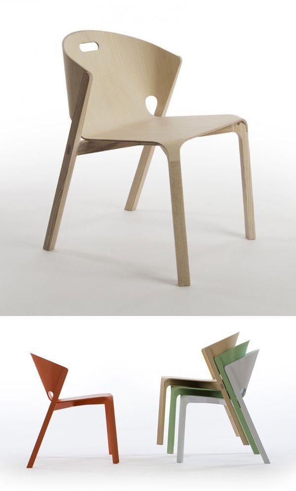 de la espada | pelt - meeting chair | design by benjamin hubert, Möbel