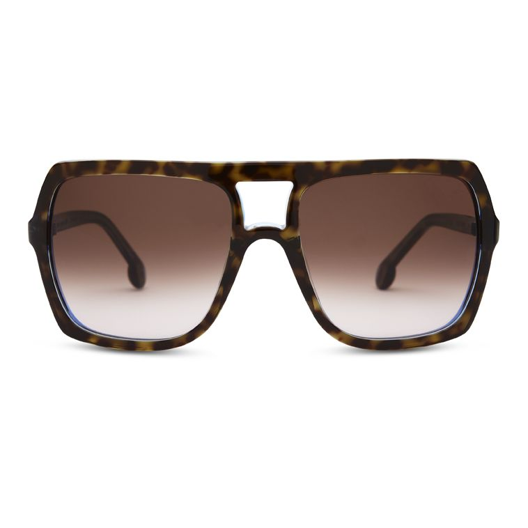 df9041ab87 NEW CG SUN Ace Face in Electric Tortoise - Claire Goldsmith Eyewear -   clairegoldsmith  eyewear  sunglasses  aceface  british