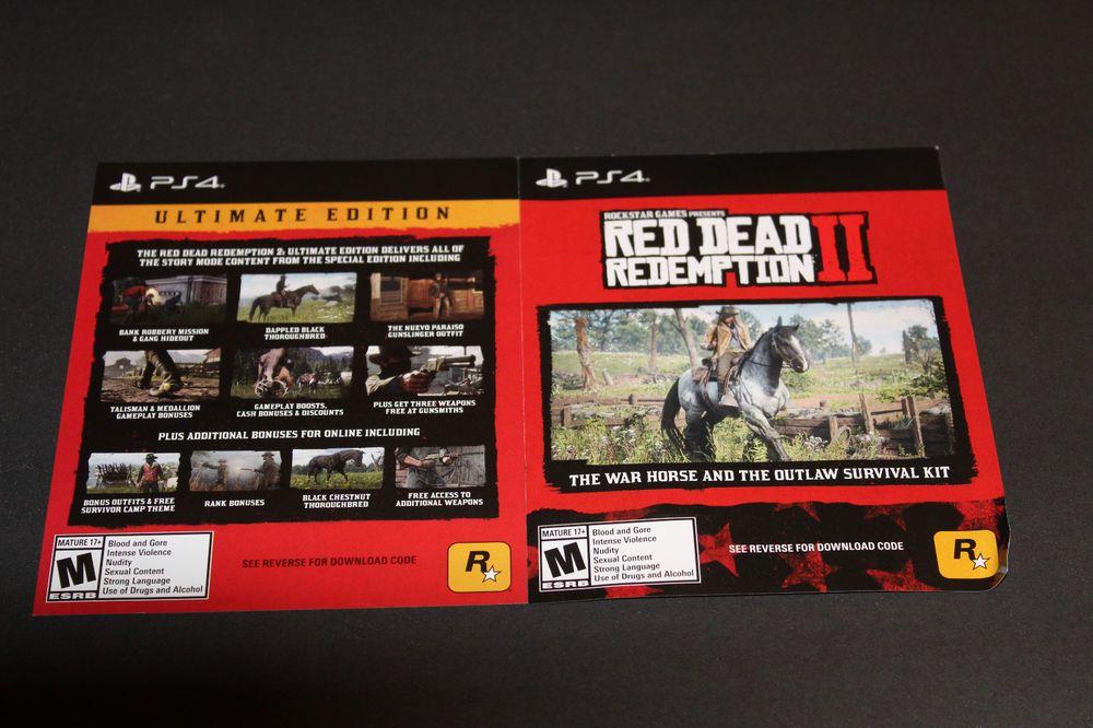 Red Dead Redemption 2 Ultimate Edition Dlc Only War Horse Survival Kit Ps4 Reddeadredemption Gaming Xboxone Red Dead Redemption War Horse Redemption