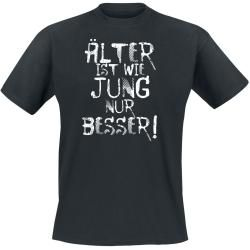 Photo of Older is better than young T-shirt