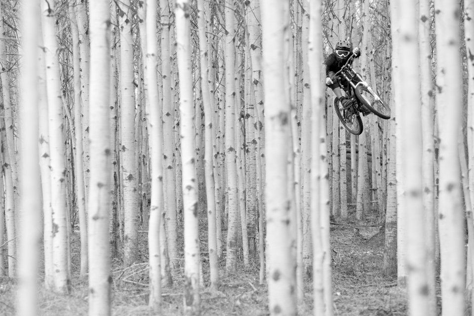 Photographer: Sterling Lorence, Athlete: Matt Hunter Location: Kamloops, BC, Canada
