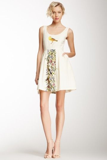 Tea For Two Dress by Knitted Dove on @HauteLook