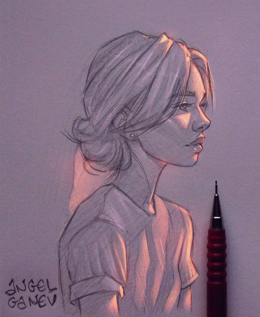 Cet illustrateur crée des effets de lumière exceptionnels sur ses dessins - Creapills
