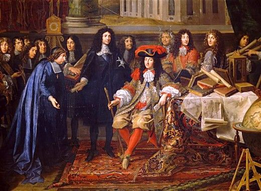 a history of the life and times of louis xiv a king of france King louis xiv of france,  toward the end of his life louis xiv seemed to go through a  about louis in the college history and he was.