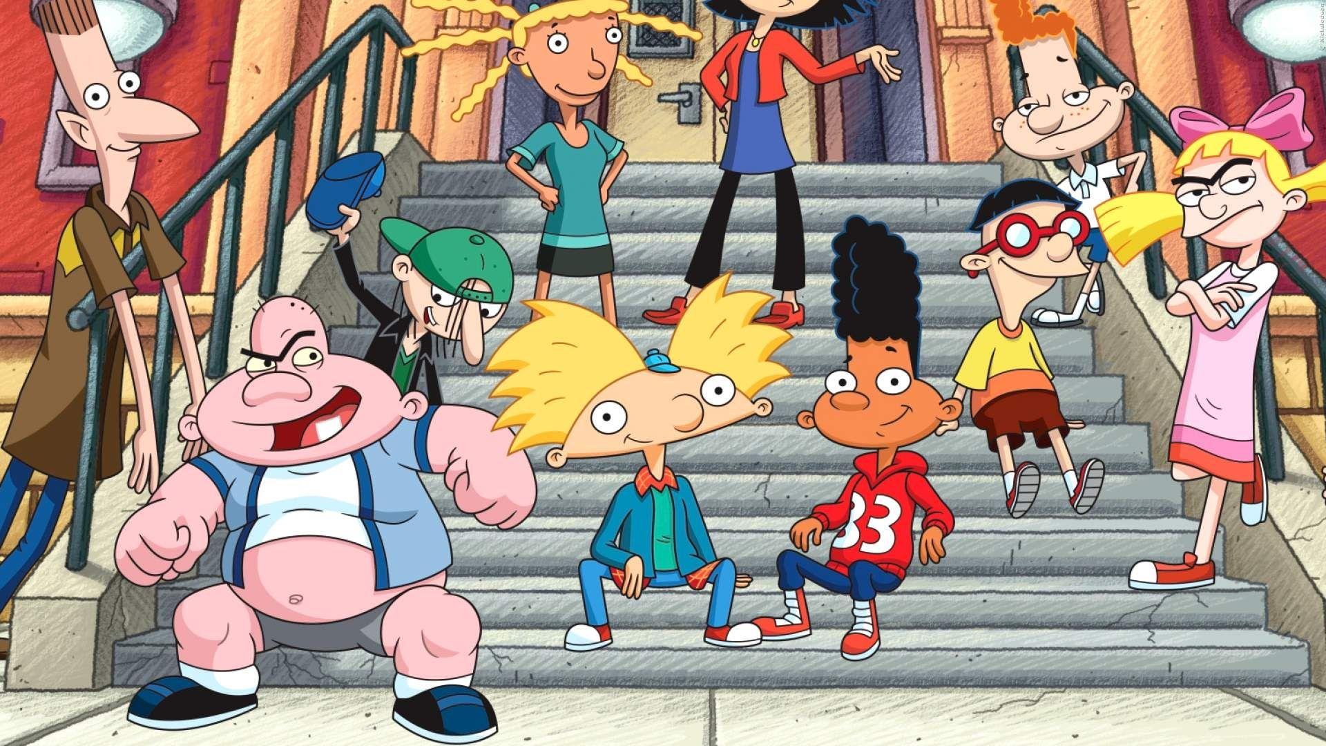 Alte Nickelodeon Serien Stream