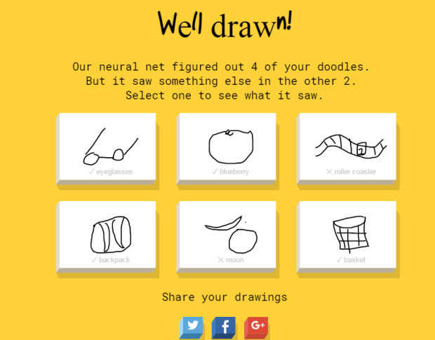 Google S Quick Draw Can Decipher Your Awful Drawing