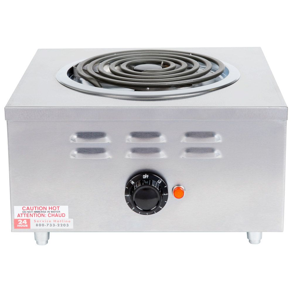 Use For Canning Instead Of Induction Top This Chp 1a Champion Electric Hot Plate