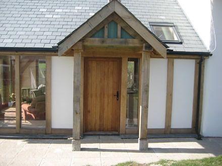 Front Door Roof Designs | Front Door Canopy | THE RUSTIC ...