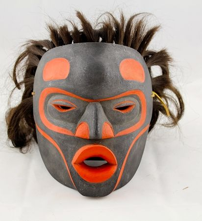 Native Carved Mask