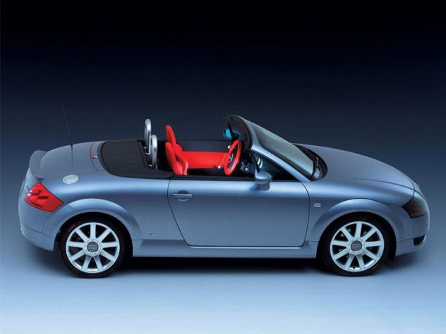 Audi TT Roadster   Expected Launch Month : October 2014 Expected Price : Rs 50.00 L  65.00 L