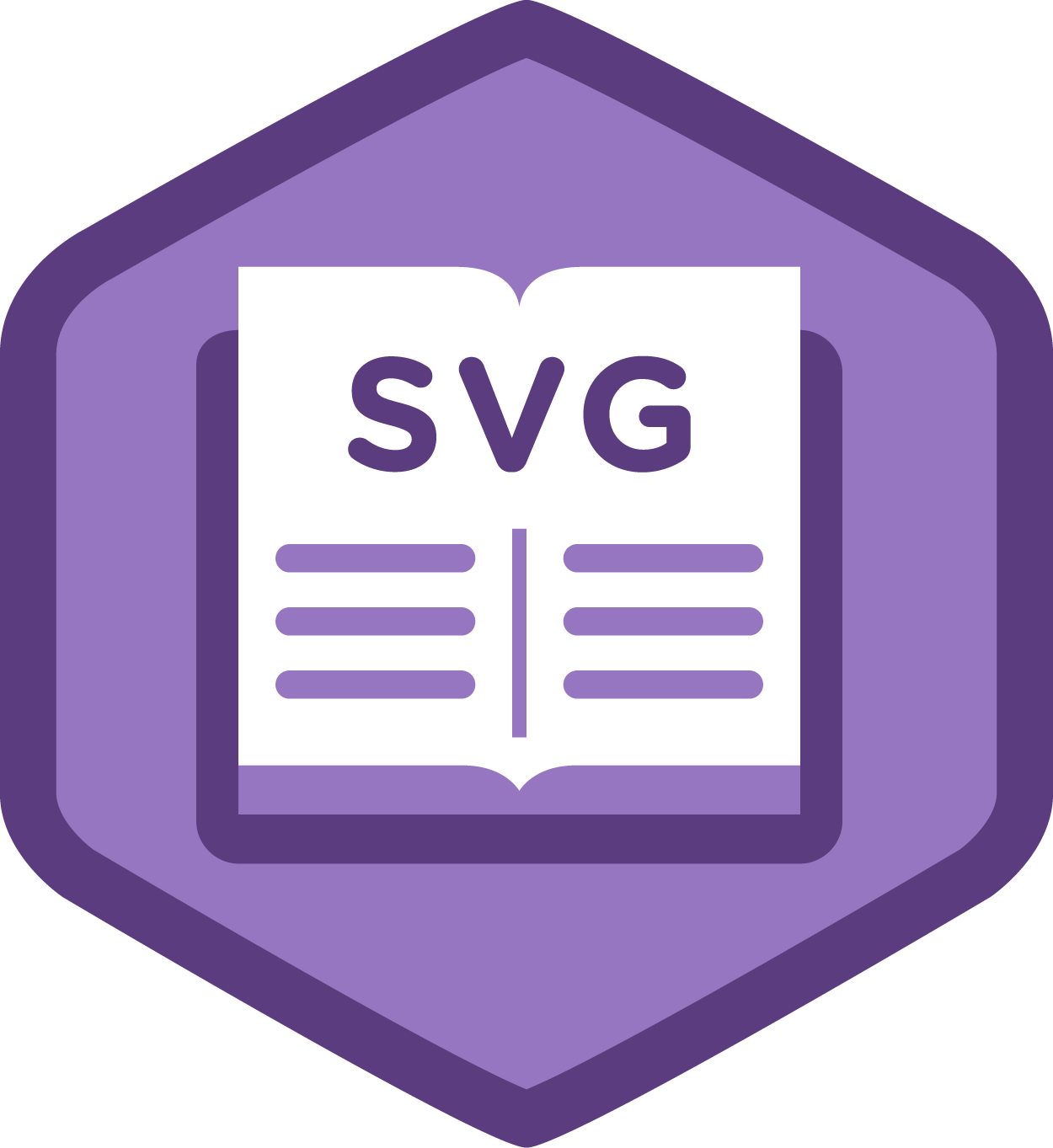 Scalable Vector Graphics (SVG) is an XML markup language for creating two-dimensional images using vectors. This is different from traditional raster-based image formats that use pixels, like JPEG and PNG. When used on web pages, SVG images provide an infinite level of detail, so they look sharp regardless of screen size or pixel density. In this course, we'll look at situations where SVGs are better than PNG and JPEG files, as well as when an SVG might not be the best choice. Finally…