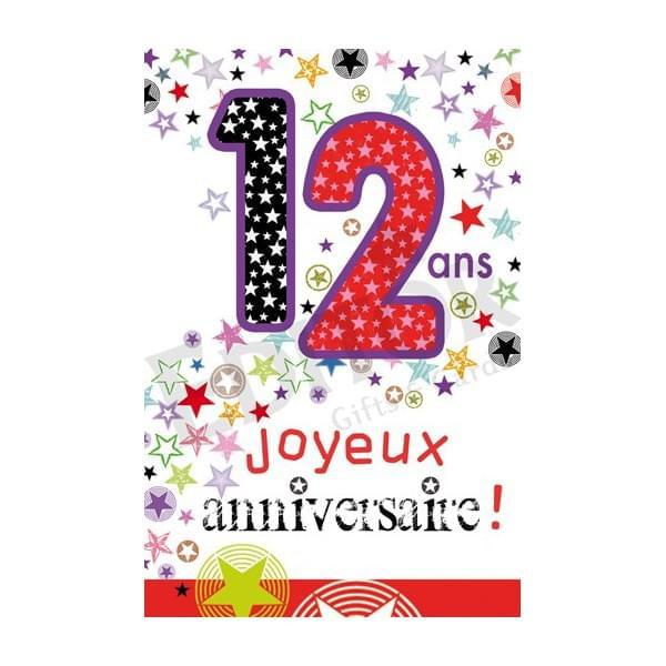 Carte D Anniversaire Pour Un Garcon De 13 Ans Unique Texte Anniversaire Ado 12 Ans En 2020 Carte Anniversaire Carte Anniversaire Garcon Texte Anniversaire Ado