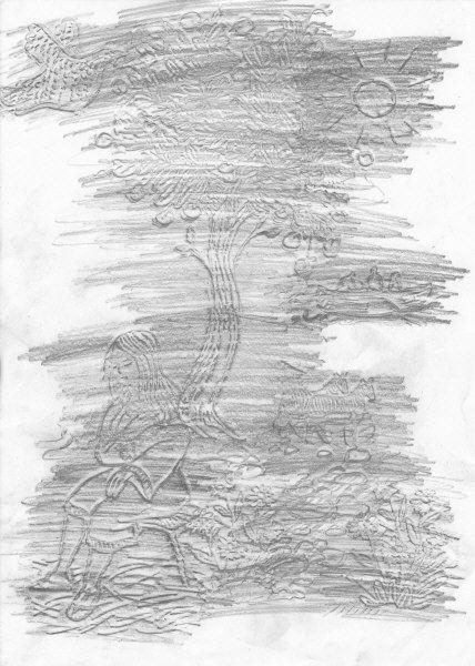 reverse drawing