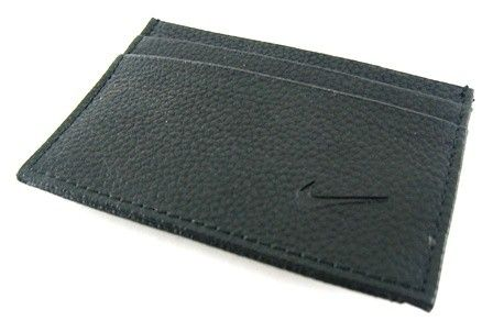91d0a917d7d Nike Golf Black Money Clip Front Pocket Card Case Wallet - Nike Wallets -  Designer Wallets