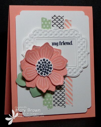 Bloom for You by stampercamper - Cards and Paper Crafts at Splitcoaststampers