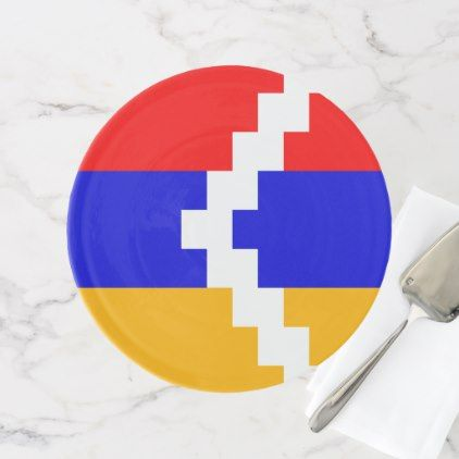 artsakh nagorno karabakh flag