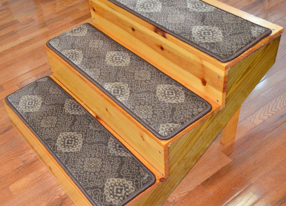 Best Details About Dean Premium Carpet Stair Treads 30 X 9 400 x 300