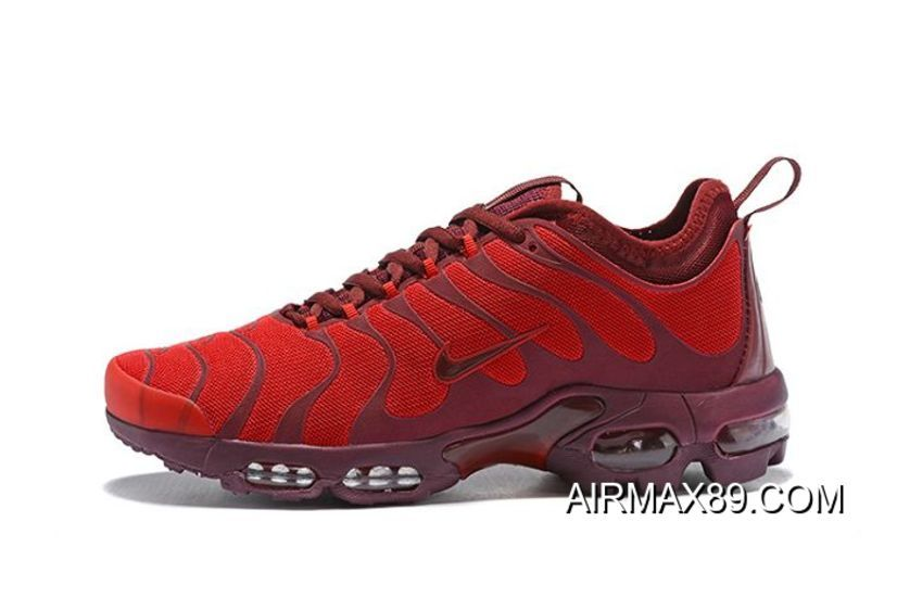 2020 For Sale Men Nike Air Max Plus TN Ultra Running Shoe SKU:3321