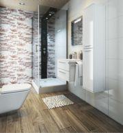 Glazura Ceramiczne Plytki Lazienkowe I Kafelki Kuchenne Zobacz W Leroy Merlin Bathrooms Remodel Bathroom Inspiration Alcove Bathtub