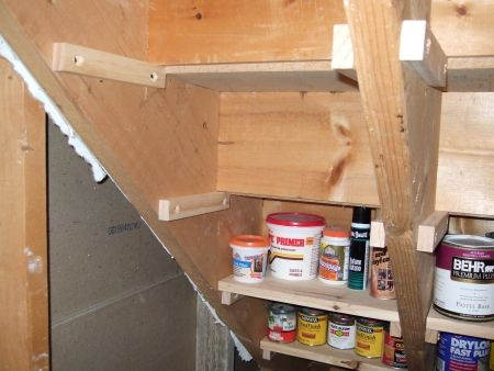 Best Under The Stairs With Images Stairway Storage 400 x 300