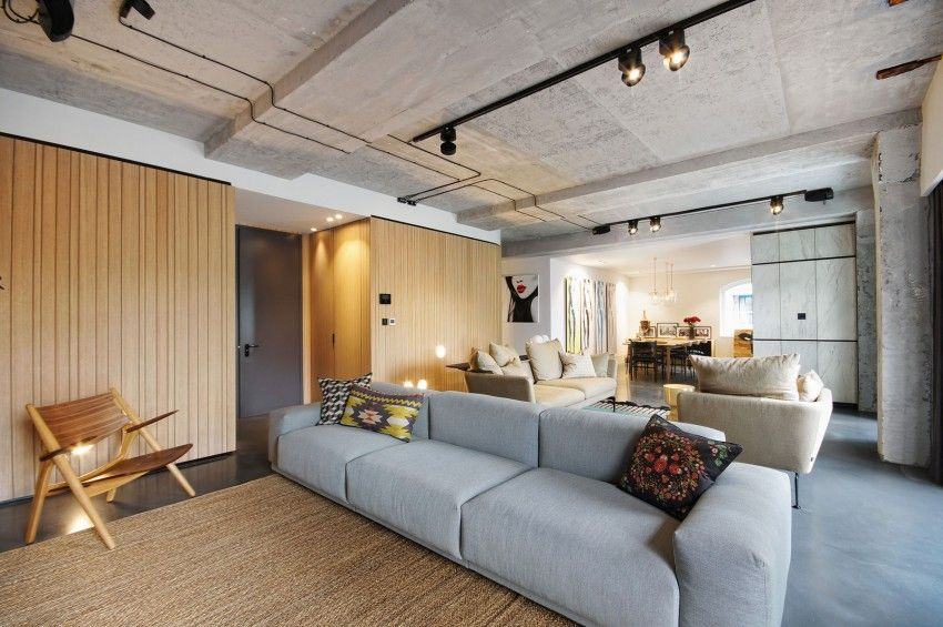 Ransome s dock east apartment a design by minacciolo clpd