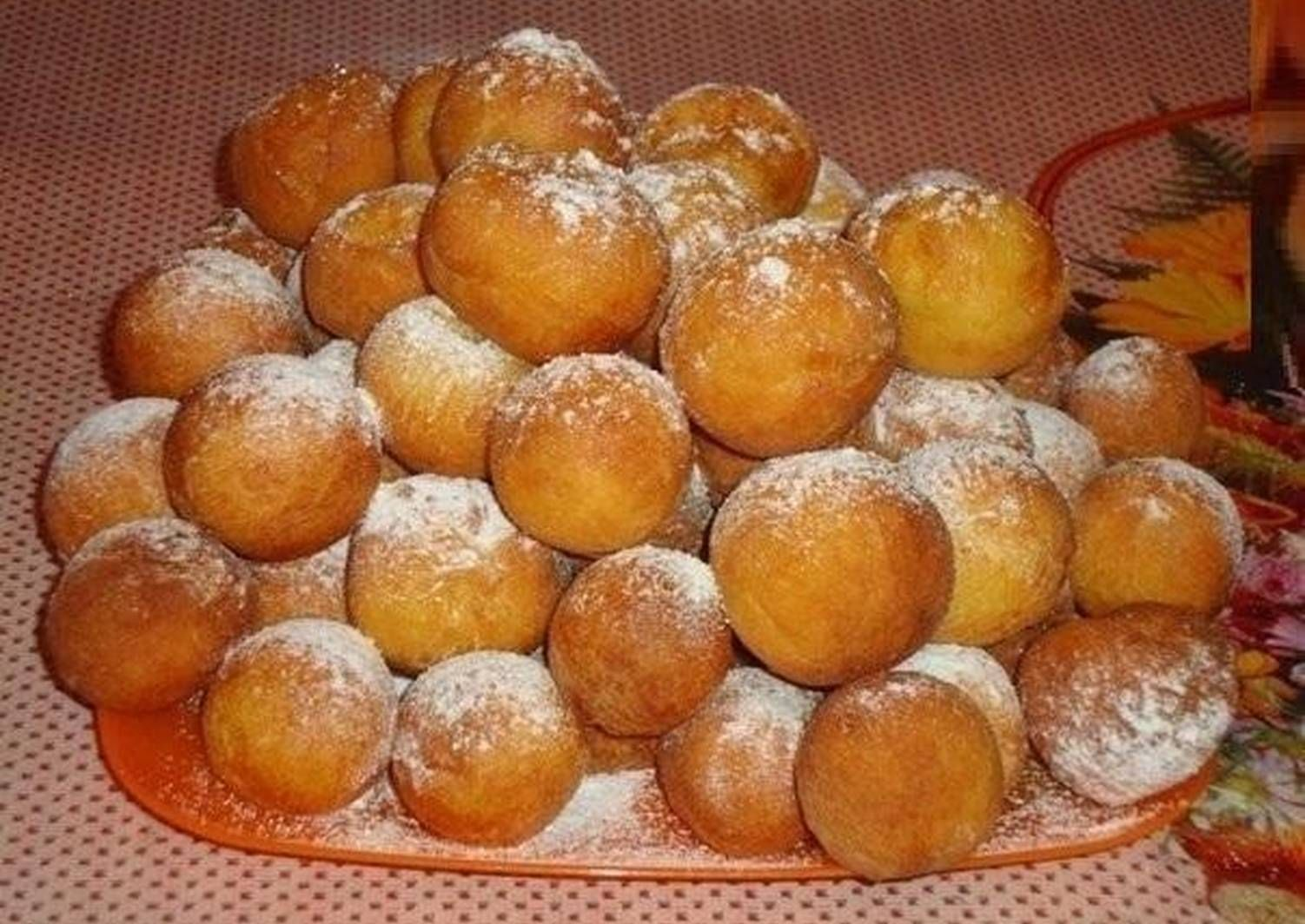 что пончики творожные со сгущенкой рецепт с фото цвет шерсти этих