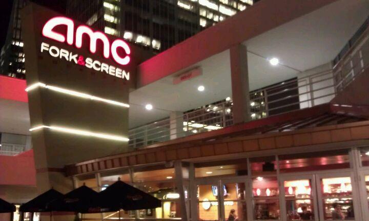 Amc fork and screen buckhead