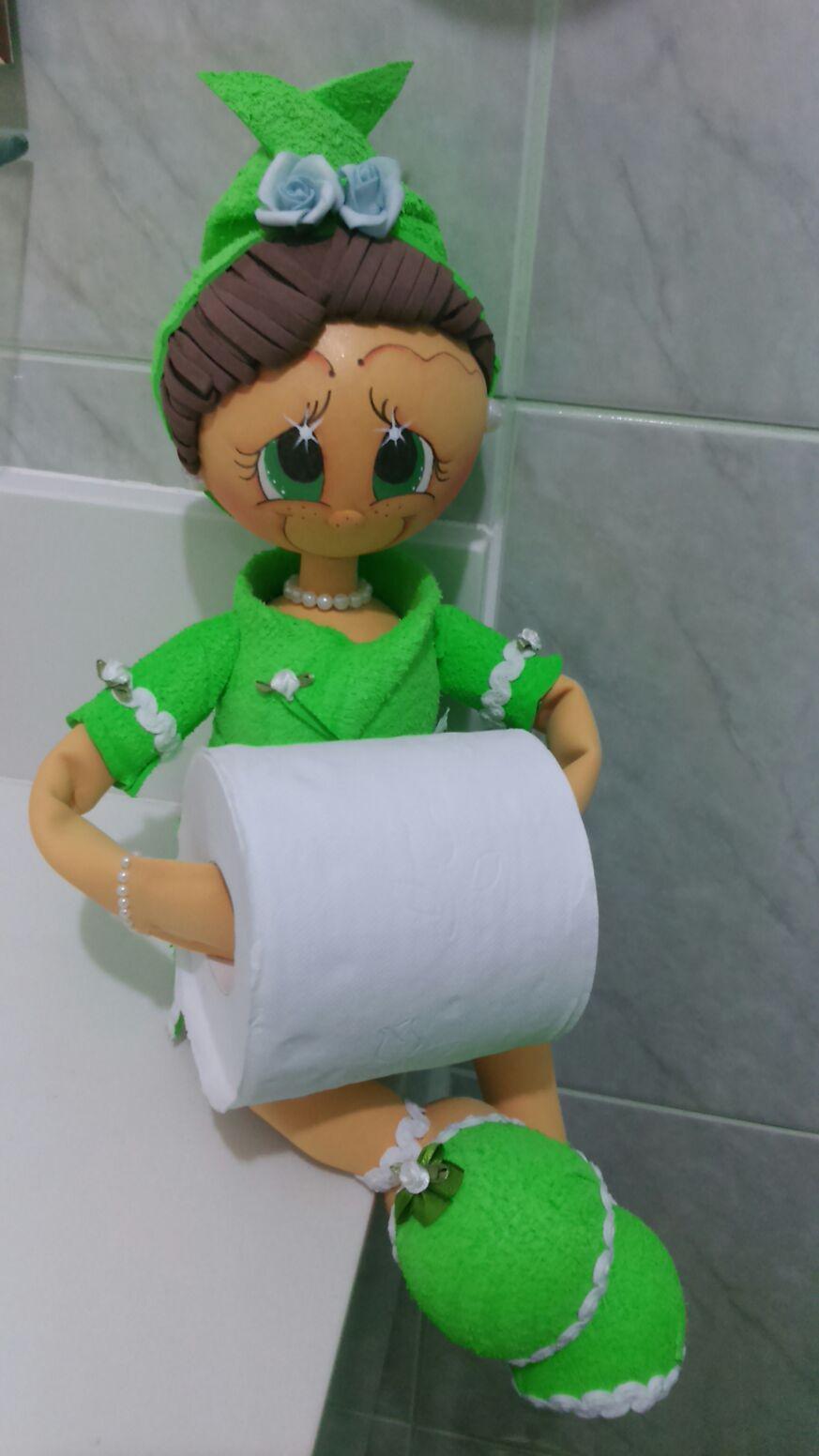Boneca Eva Porta Papel Pesquisa Google Artesanato Pinterest Busa 50cm Schachteln Stoffe Toilettenpapier Kunstgewerbe Schne