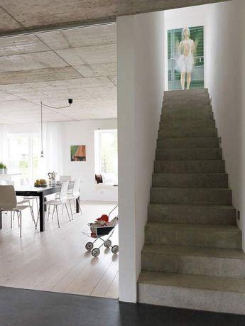 Pin by Kerstin Nörnberg on Haus bauen Pinterest - ideen offene kuche wohnzimmer