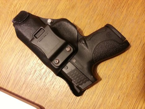 The Thing About Holsters