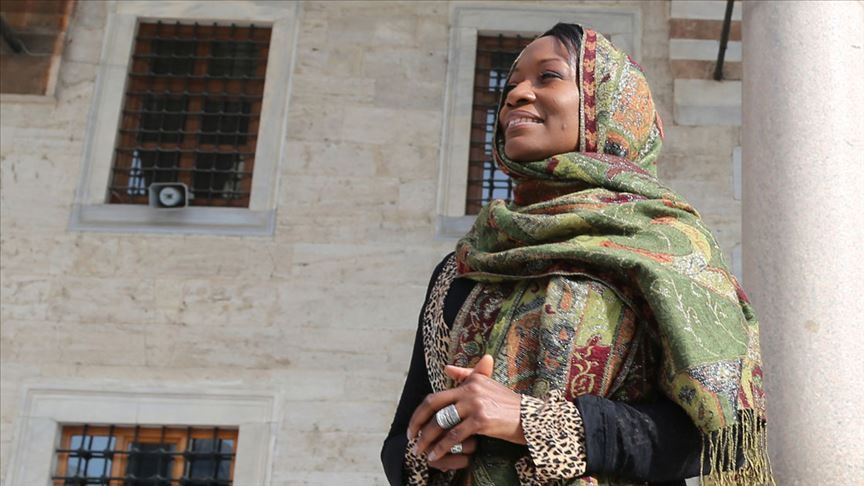 US Singer Della Miles after Becoming Muslim: 'I am a Baby in Islam ...
