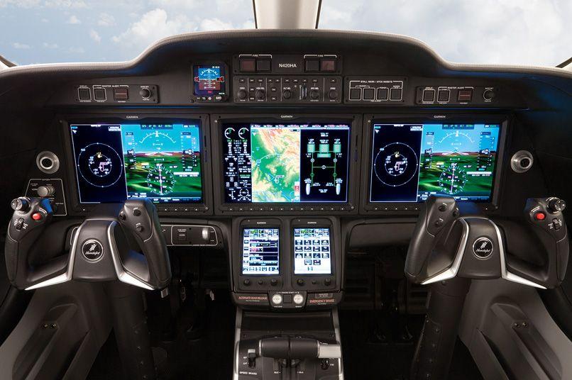 HondaJet's Garmin® G3000