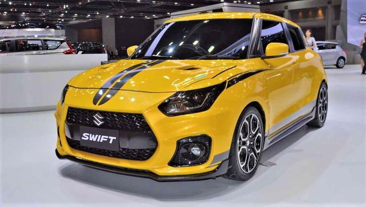 This Strikingly Modified Suzuki Swift Sport Makes Us Want It More In India Suzuki Swift Sport Suzuki Swift Suzuki