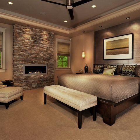 Pie de cama Cuarto matrimonial Pinterest Camas, Recamara y - como decorar mi cuarto