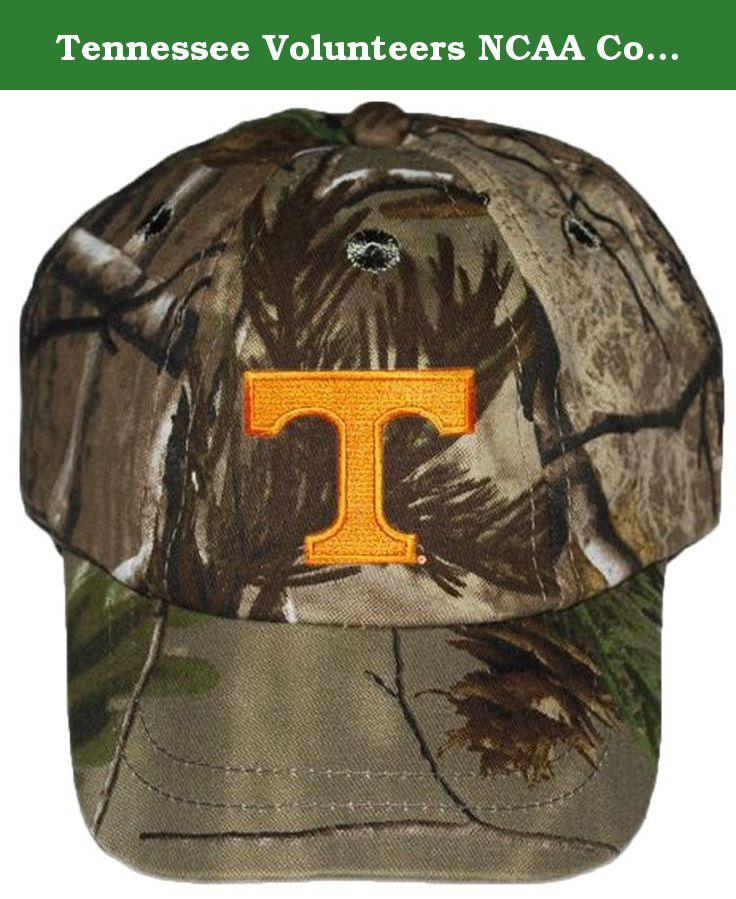 new product 35cdb 9255d Tennessee Volunteers NCAA College Toddler RealTree Camo Camouflage Baby Hat  Cap. Creative Knitwear NCAA College Toddler Newborn Baby Hats.