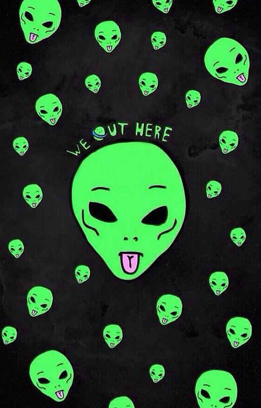 We Out Here Iphone Case By Harrisonreyn Ima Pinterest