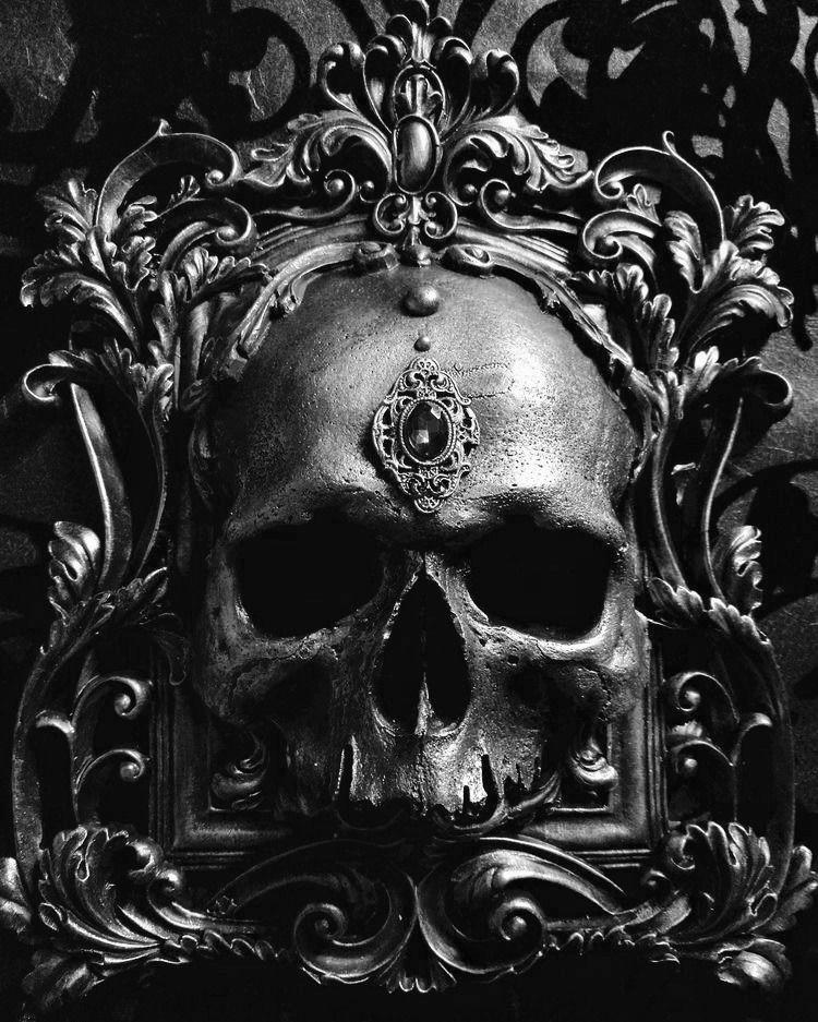 Skull Wallpaper, Sculpture Art, Skull Art
