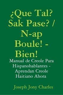 Compren este libro en http://aprenderkreyolhaitiano.blogspot.com AprenderKreyolHaitiano:Let's Learn Haitian Kreyol, Aprendamos el Criollo Haitiano Gratis