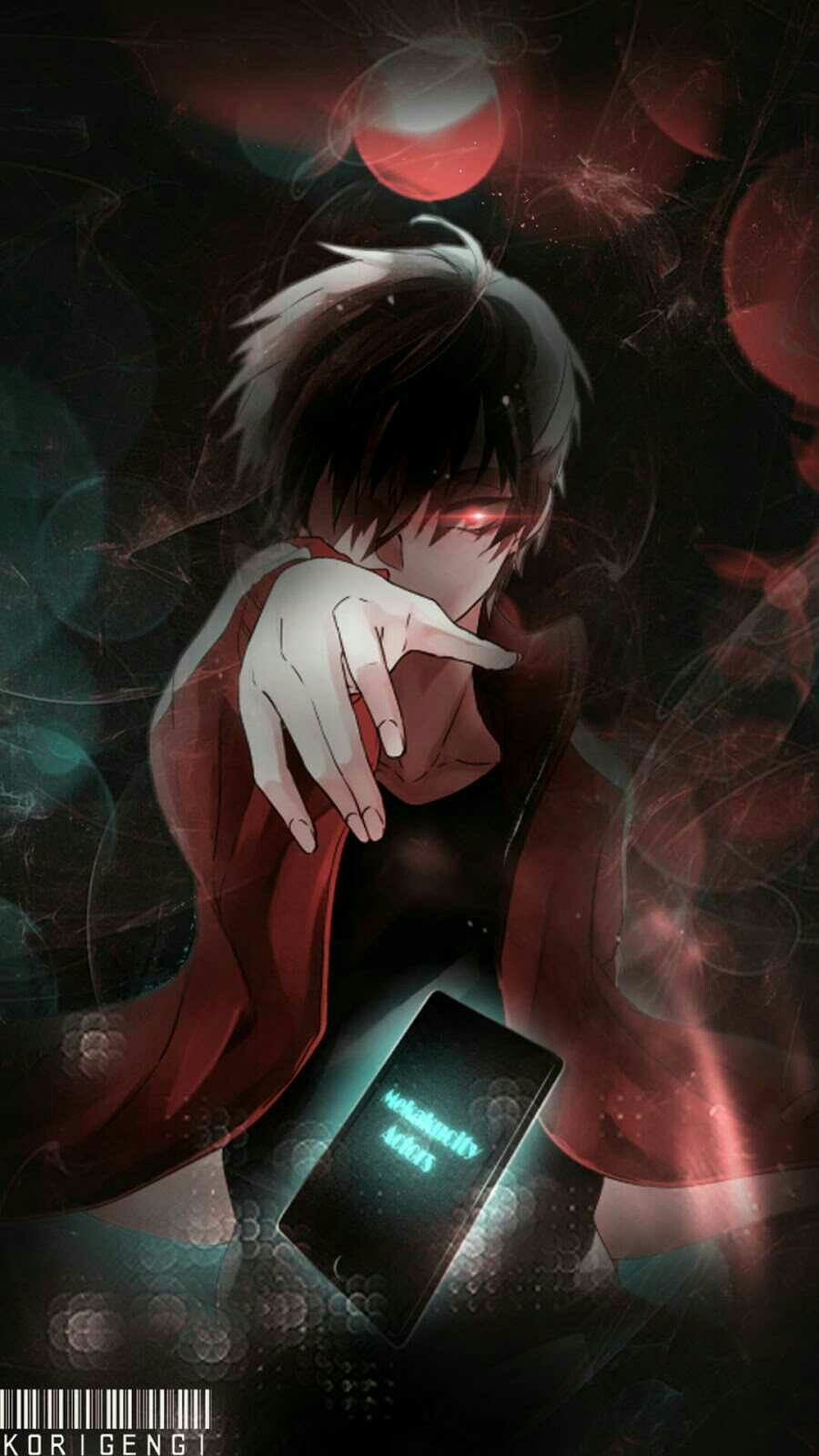 Mirip Komik Dice Gituu Kerenn In 2020 Evil Anime Dark Anime Original 1080x2160 Wallpaper Id 767573 Mo In 2020 Evil Anime Anime Wallpaper Phone Android Wallpaper Anime