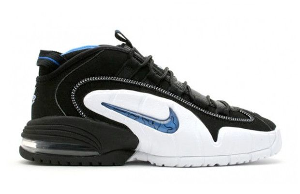 huge selection of fb47a 050e1 Air Penny - The 100 Best Nike Shoes of All Time   Complex