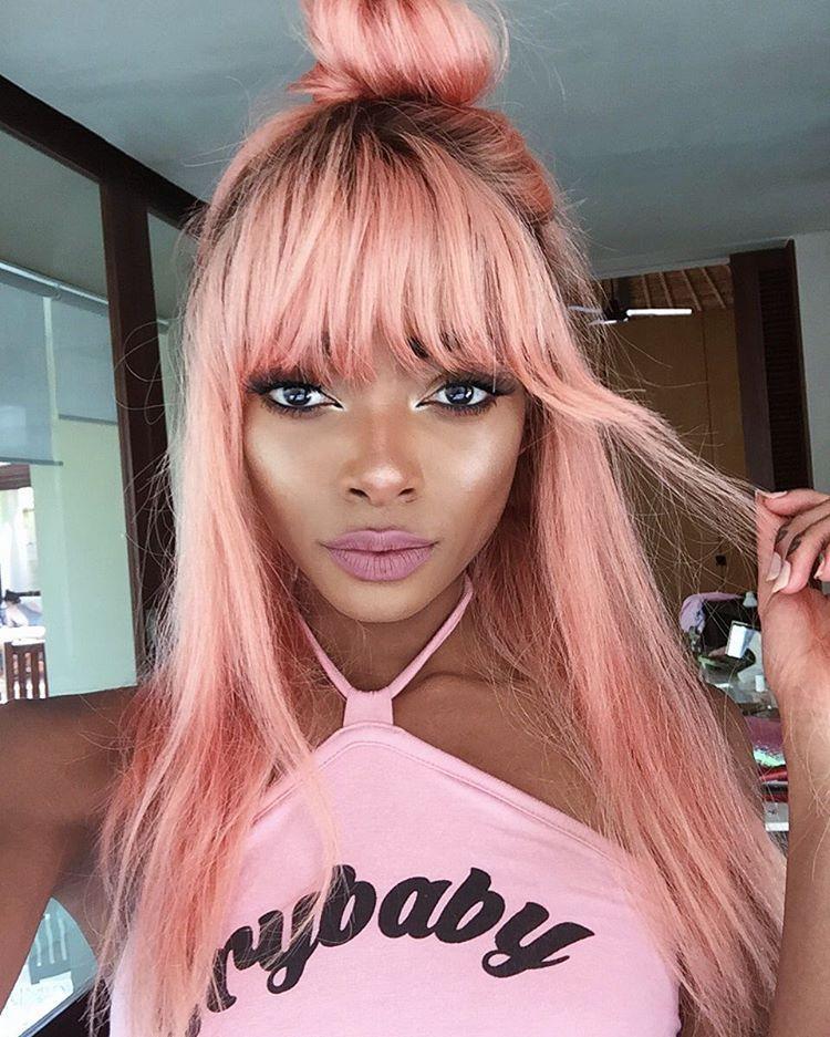 Five Reasons African Ladies Love Braiding Their Hairs African Hairstyles Pastel