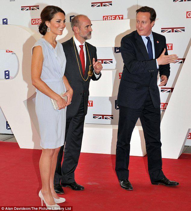 Duchess of Cambridge up-do