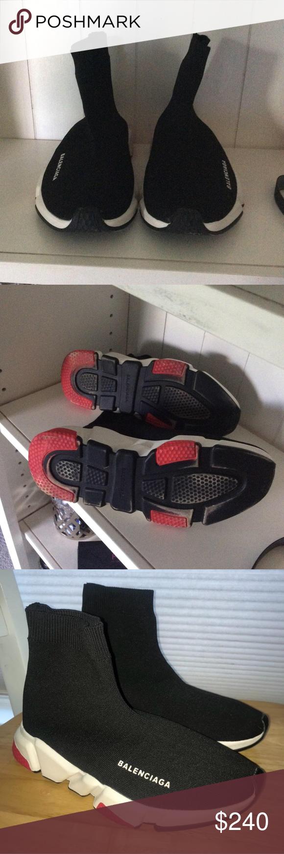 balenciaga sneaker Women's 39 speed